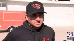 Web Extra: Jonathan Smith on bye week, win over Cal (10/22/19) [Video]