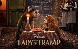LADY AND THE TRAMP movie clip - Spaghetti Scene [Video]