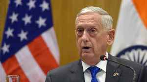 Jim Mattis Once Put Vice President Mike Pence On Hold [Video]