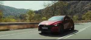 All-New Mazda3 Skyactiv-X Driving in Bulgaria [Video]
