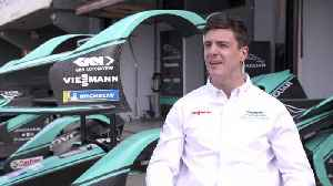 2019:20 ABB FIA Formula E Championship Testing - Interview James Calado [Video]