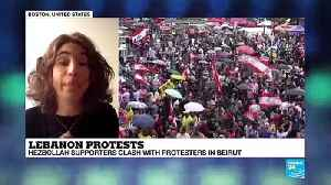 """Lebanon protests: """"I think Hariri's announcements are symbolic, not to say populist"""" [Video]"""