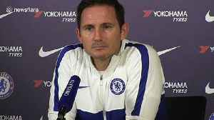 Frank Lampard is NOT scared of Burnley [Video]