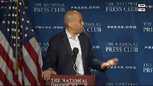 """Corey Booker Champions For Illegal Immigrants:  """"Should Get Rid Of These Detention Facilities..."""" [Video]"""