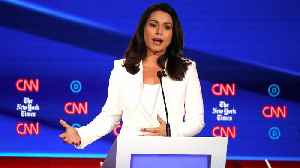 Gabbard Won't Seek Reelection In Congress To Focus On Presidential Run [Video]