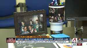 Child abuse survivor uses experience to help foster kids [Video]