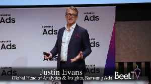 'Platform Surfers' Convert From Combined Linear, OTT: Samsung Ads' Evans Shows Research [Video]