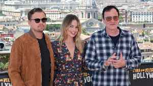 'Once Upon A Time In Hollywood' Coming Back To Theaters [Video]