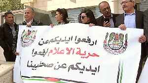 Ban on Palestinian websites challenged in West Bank [Video]