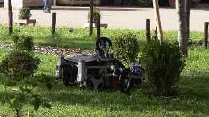 Trimbot: The gardening robot [Video]