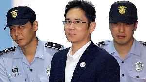 Samsung heir Lee faces corruption retrial [Video]