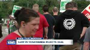 Local UAW chapters reject GM deal [Video]