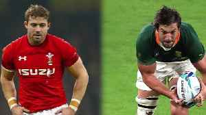 Wales v South Africa: Rugby World Cup semi-final preview [Video]