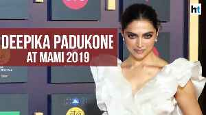 MAMI 2019: Deepika Padukone, Rana Daggubati at closing ceremony [Video]
