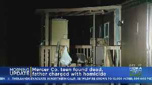 Father Charged With Homicide After 14-Year-Old Son Found Dead [Video]