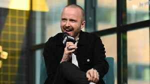 Aaron Paul Was Surprised At The Lack Of 'Bitches' In The 'Breaking Bad' Movie Script [Video]