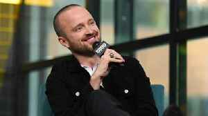 News video: Aaron Paul Would Do Anything For