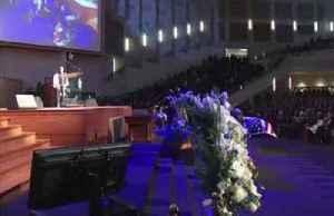 Hillary Clinton eulogizes Elijah Cummings [Video]