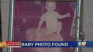 Search For Owner After Baby Pic Found In Storm Debris [Video]