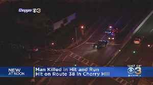 Cherry Hill Police Looking For Driver In Fatal Hit-And-Run [Video]