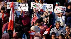 News video: Lebanon protests: are bots fuelling counter demonstrations?