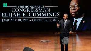 Obama Remembers 'Very Honorable' Elijah Cummings [Video]