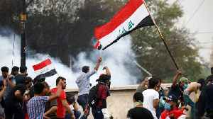 More than 20 killed as anti-government protests grip Iraq [Video]