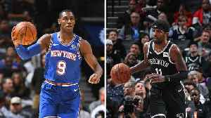 The Knicks vs. Nets Rivalry Is About to Reignite NYC [Video]