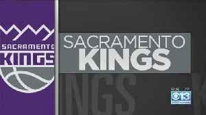 Sacramento Kings Home Opener [Video]