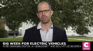 Sen. Schumer Pitches Cash-for-Clunkers for Electric Vehicles [Video]