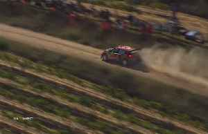 Loeb leads Rally of Spain as Hyundai dominate [Video]