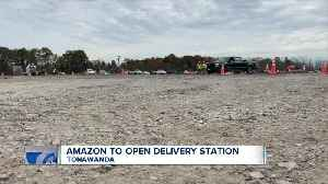 Amazon to open new delivery station [Video]