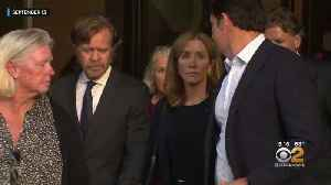 Felicity Huffman Released From Prison [Video]