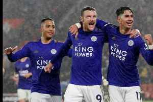 Leicester beat Saints 9-0 in record English top-flight away win [Video]