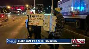 Sleep Out for the Homeless [Video]
