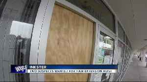 2 suspects wanted for hair extension heist in Inkster [Video]
