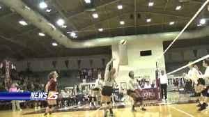High School Volleyball: Bay High vs. Albany [Video]