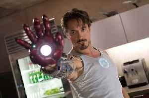 Iron Man movie (2008) Robert Downey Jr., Terrence Howard, Jeff Bridges [Video]