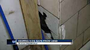Local organizations working to keep kids safe from lead [Video]