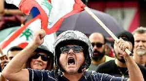 Lebanon demonstrations: Anger against political elite grows [Video]