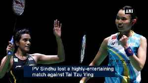 French Open PV Sindhu crashes out in quarterfinals [Video]