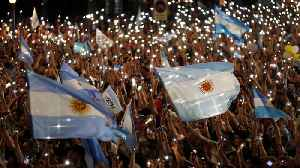 Argentine voters to head to polls amid debt crisis fears [Video]