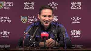 Frank Lampard: Christian Pulisic showed 'the full package' with hat-trick at Burnley [Video]