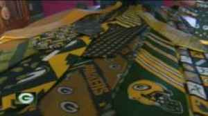 NBC26's Cameron Moreland's 'tie' affair with the Packers [Video]