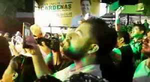 Juan Carlos Cárdenas es el nuevo alcalde de Bucaramanga [Video]