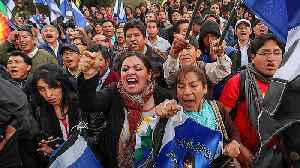 Bolivians call for vote recount after results disputed [Video]
