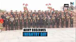 Army observes Infantry Day to mark 1947 war against Pakistani intruders [Video]
