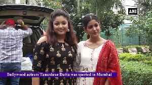 Tanushree Dutta celebrates Diwali with children in Mumbai [Video]