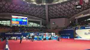 News video: World Military Games 2019 Boxer Deepak raises question over judgement after losing finals