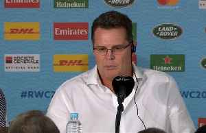 Experience of Welsh game helped us to victory - Erasmus [Video]